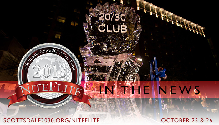 In the News – Joe Connor Interview about NiteFlite 2013 with Frontdoor News
