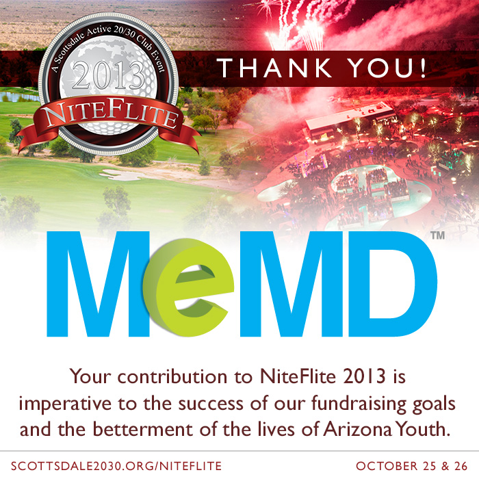 New NiteFlite 2013 Sponsor – Thank You MeMD