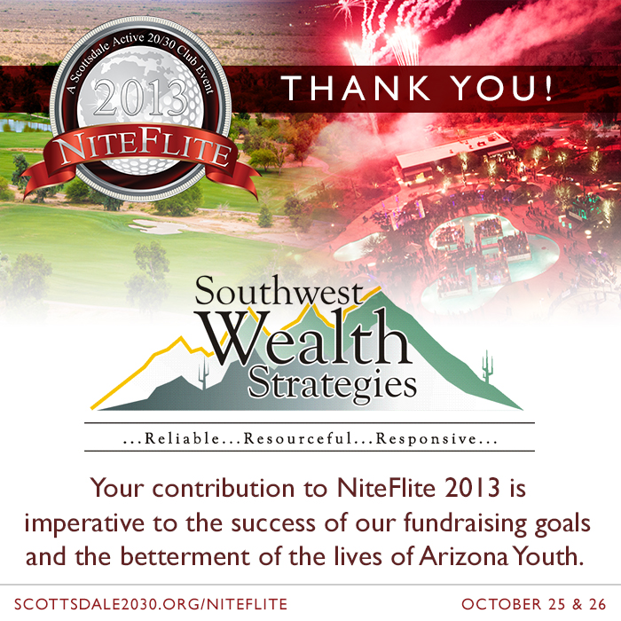 New NiteFlite 2013 Sponsor – Southwest Wealth Strategies