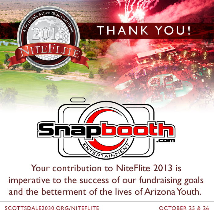 New NiteFlite 2013 Partner – Snapbooth Entertainment