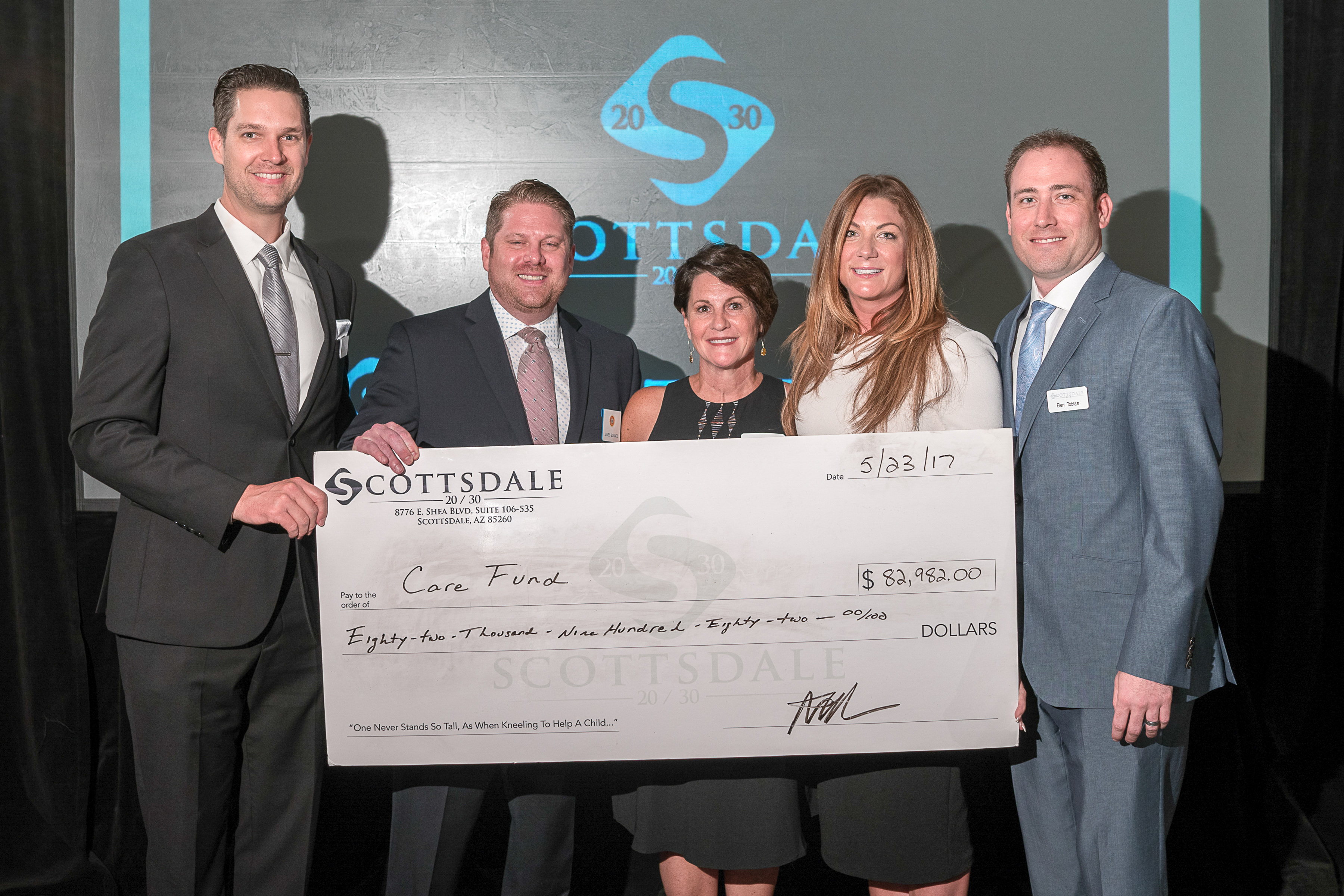 Scottsdale Active 20 30 Club Brokers For Kids