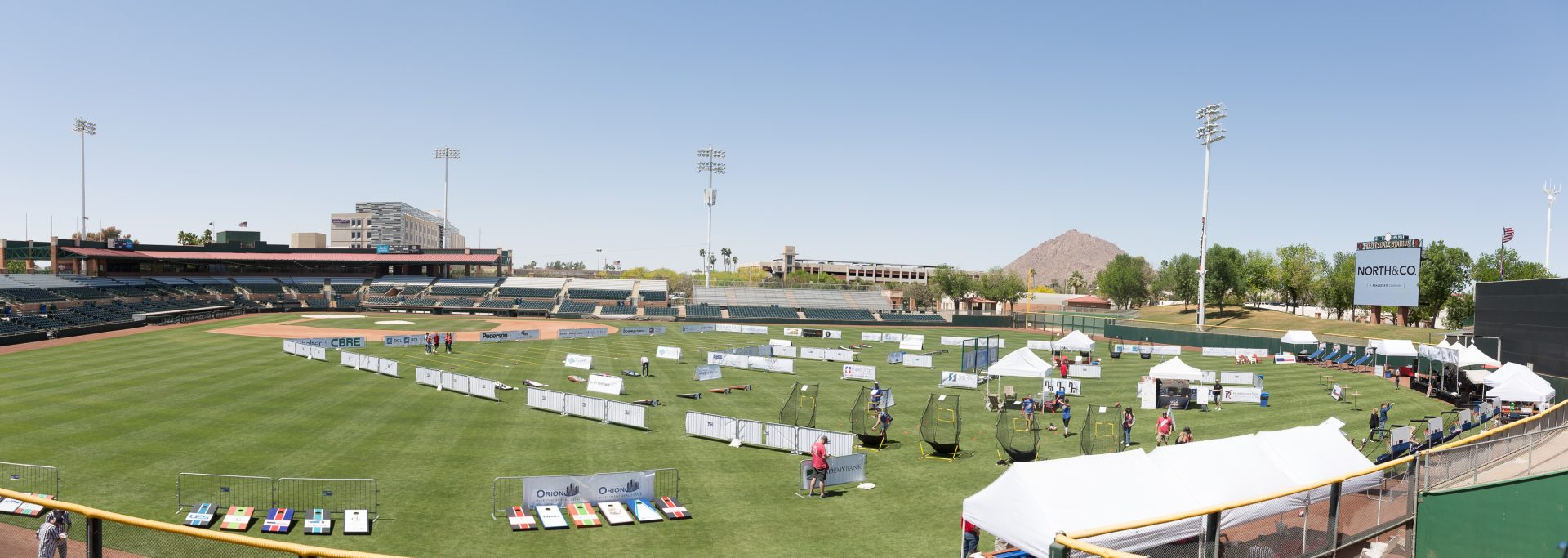 Scottsdale 2030 Olympiad, Friday, April 3rd., Scottsdale Stadium